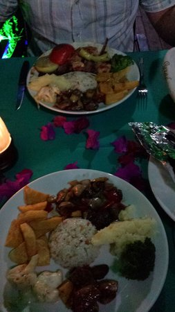 Kumsal restaurant : Yummy food!