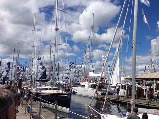 Admiral Fitzroy Inn : Newport Boat Show