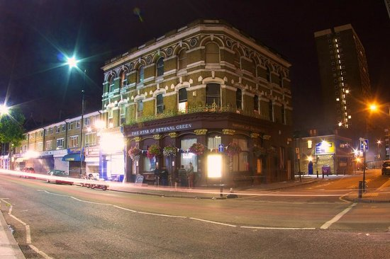 London Bethnal Green Hotel Review