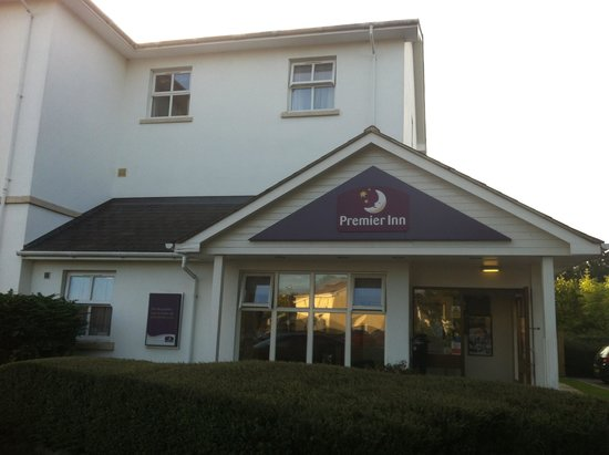 Premier Inn Cheltenham Central (West/A40) Hotel : L'hôtel