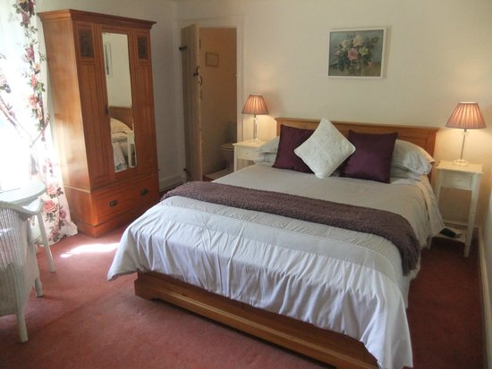 Boundary Farm Bed & Breakfast: Double ensuite with toilet