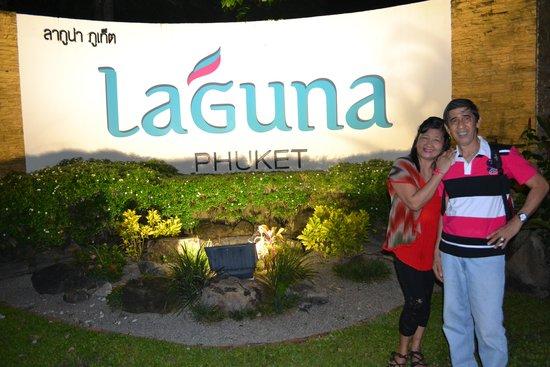 Laguna Holiday Club Phuket Resort: entrance