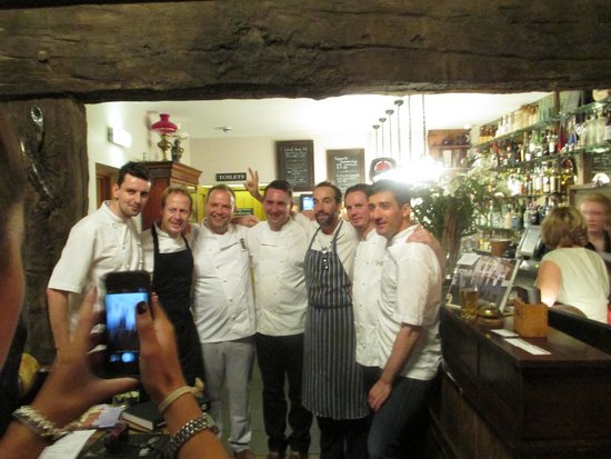 The Hardwick: The Chefs