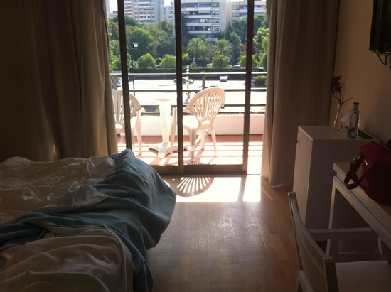 Hotel Jerez & Spa: habitación amplia