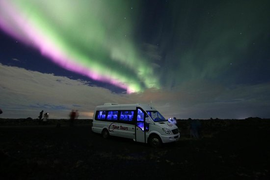 Time Tours : Northern Lights tour February 2014
