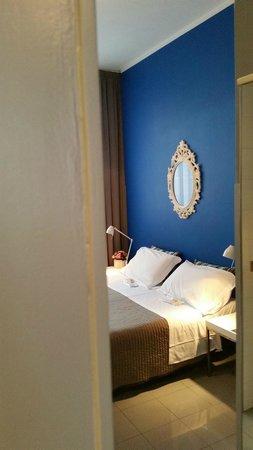 Residence & Hotel  Aramis Milan Downtown: Basic room 1st floor street view