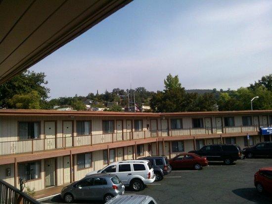 Rodeway Inn Sonora: Hotel Rodeway Inn