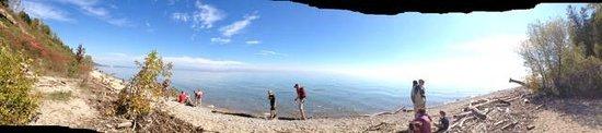 Grafton, Висконсин: Lake Michigan