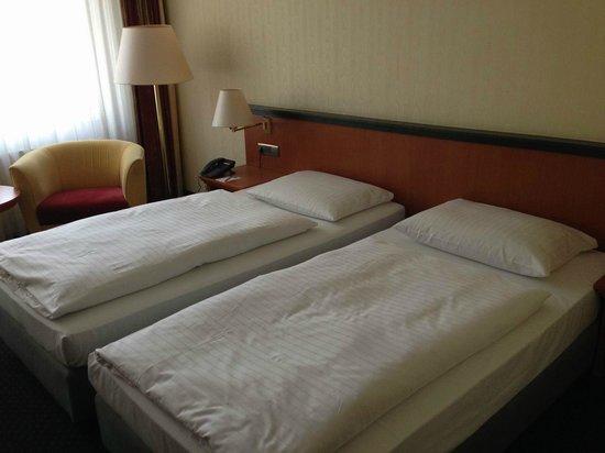 Steigenberger Hotel Thüringer Hof: Schlafbereich