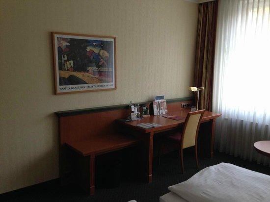 Steigenberger Hotel Thüringer Hof: Arbeitsbereich