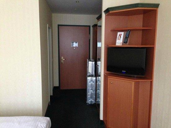 Steigenberger Hotel Thüringer Hof: Eingangsbereich