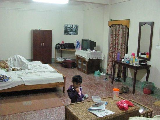 Apsara Guest House : standard room