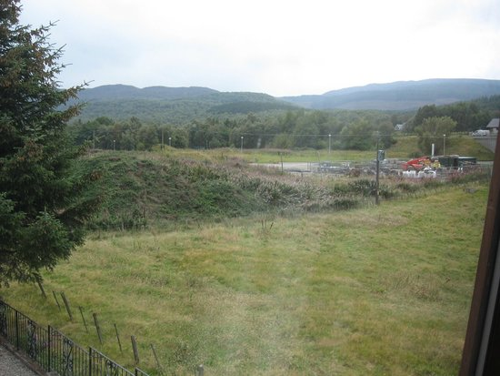 Carn Mhor Bed and Breakfast: View from guesthouse room