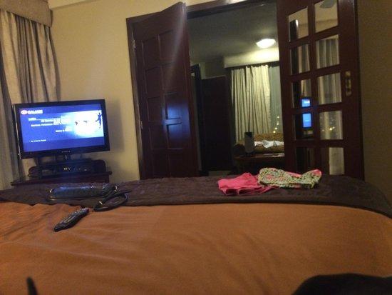 Best Western CPlaza Hotel : Suite 701