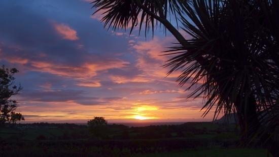 Sunrise at Garron View