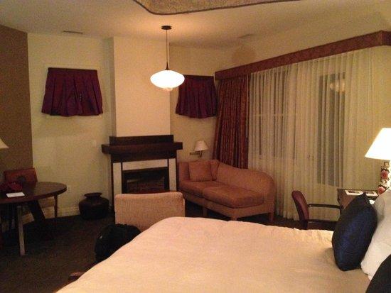 Emerson Resort & Spa: Regal Suite