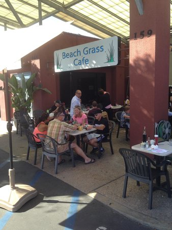Beach Grass Cafe : The Patio