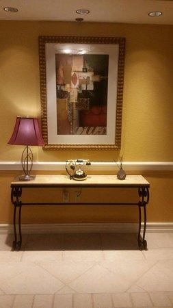 Renaissance Tampa International Plaza Hotel: Foyer