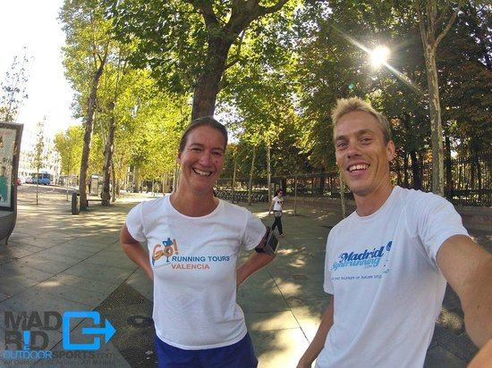 Madrid Outdoor Sports: sightrunning with Robert in Madrid