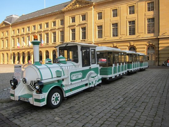 Petit Train de Metz