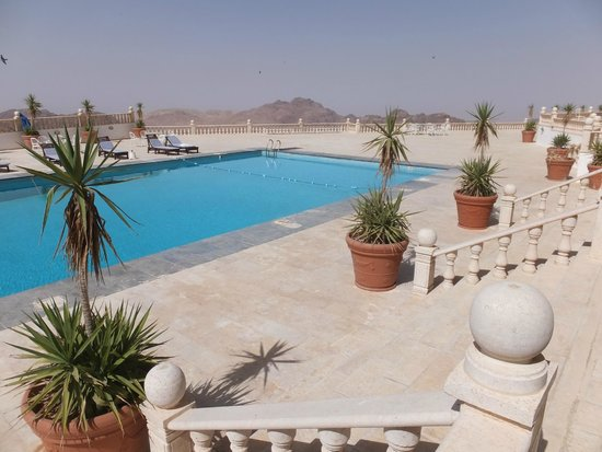Grand View Resort Petra: Pool
