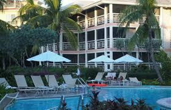 Ocean Club West: pool