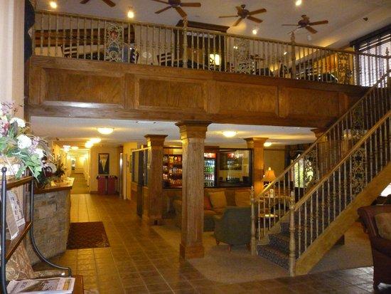 Comfort Suites: Mezzanine