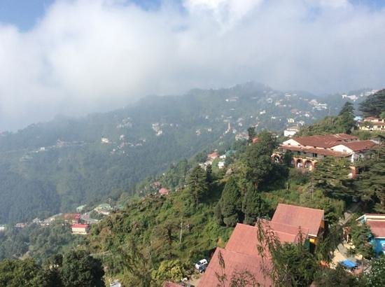 Avalon Holiday Resorts: Picturesque view from the higher lavel rooms