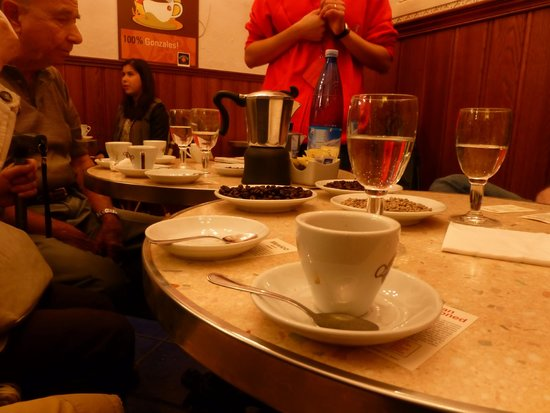 Florence Food Tour: Coffe tasting