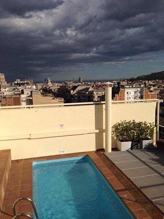Hotel HCC Regente: vista dalla terrazza3