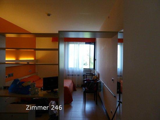 Crocioni Hotel Rizzi: Zimmer 246