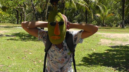 MARDI Langkawi Agro Technology Park: Приколы от экскурсовода