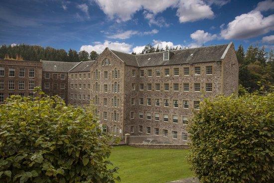 Photo of New Lanark Mill Hotel