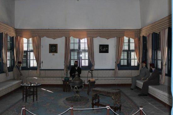 The Dervis Pasha Mansion: Nord-Nikosia: Derviş-Paşa-Stadthaus (Volkskundemuseum)