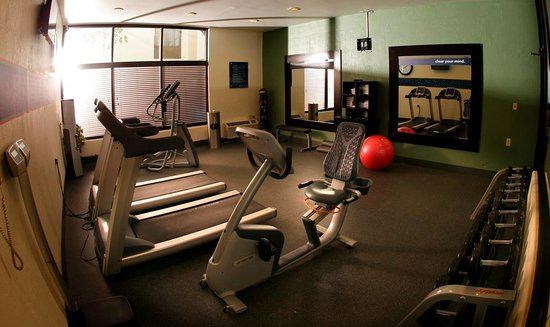 Hampton Inn I-75 Lexington/Hamburg Area: Fitness room