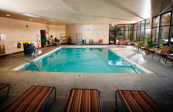 Hampton Inn I-75 Lexington/Hamburg Area: Indoor pool