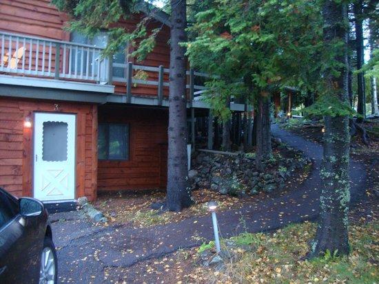 Thomsonite Beach Inn & Suites: Cabin #3