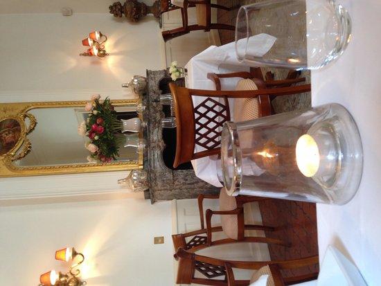 Restaurant Le Ciel d'Or : Lovely dining room