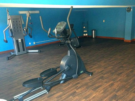 Quality Inn & Suites: Workout Room