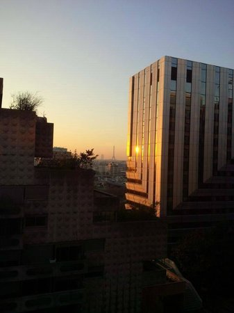 Citadines La Defense Paris: View from Balcony