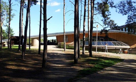 Stare Zoo Poznan : pawilon dla słoni