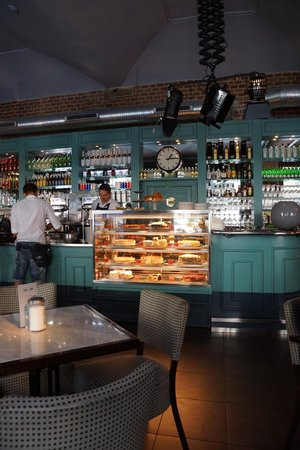 Cafe-Cafe: Excellent pastries