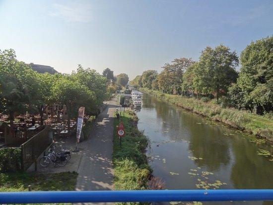 Sunparks Kempense Meren : prachtige kanalen