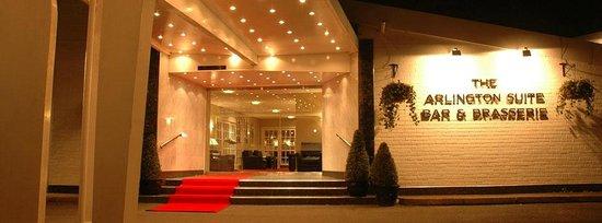 Barnstaple Hotel: entrance