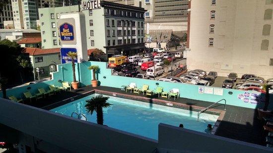 Americania Hotel : Pool