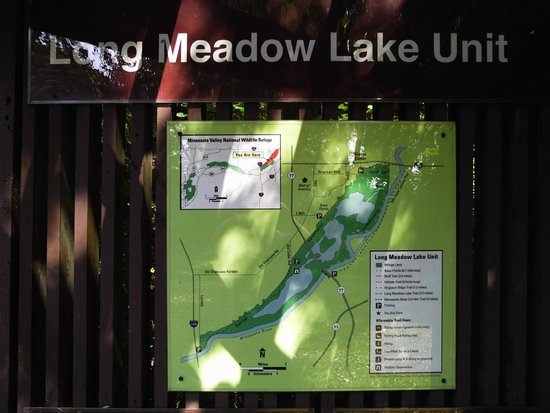 Minnesota Valley National Wildlife Refuge : Maps