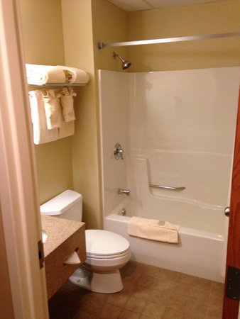 The Pointe at Castle Hill Resort : Room 210