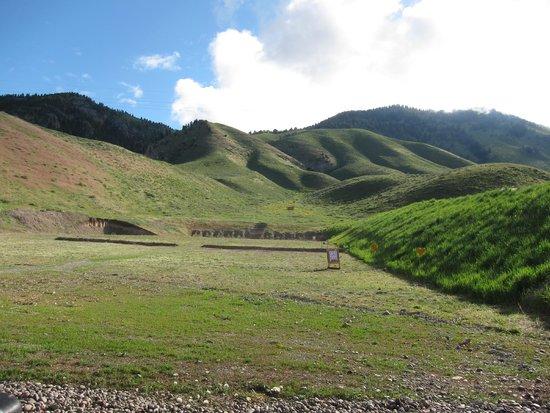 Jackson Hole Shooting Experience: The Range