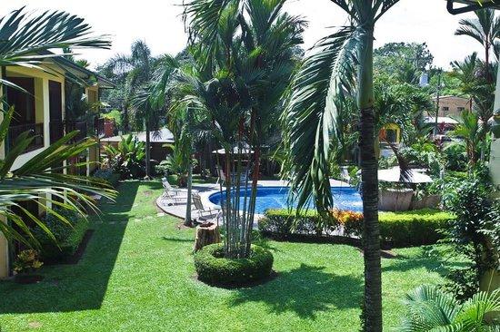 Club del Sol: Gardens