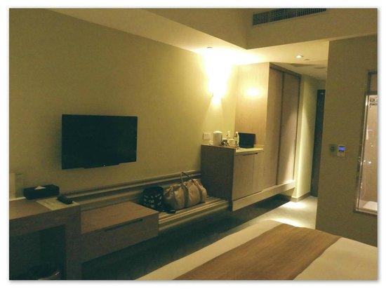 Park City Hotel-Luzhou Taipei: Standard Double Room